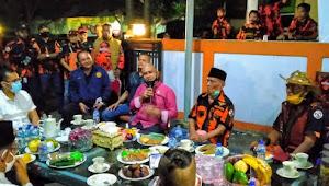 Calon Wakil Walikota Tangsel Bersilaturahmi Ke MPC PP Tangsel