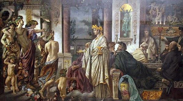 """""""El banquete"""" de Platón"""