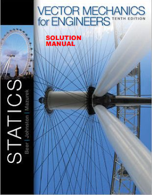 Vector Mechanics for Engineers (Statics Solutions) _By-Beer & Johnston