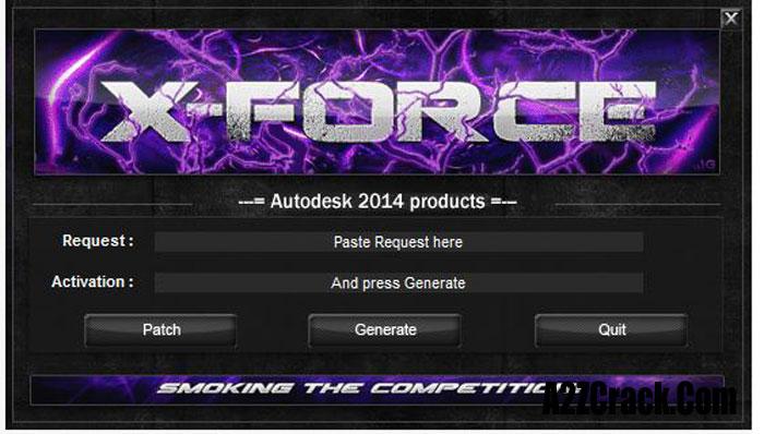 xforce keygen 64bits revit 2014