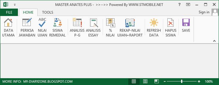 MY DIARYZONE: File Aplikasi Master Anates Plus Professional Master Anates Terbaru Anates Profesional GRATIS Aplikasi Master Analisis Soal