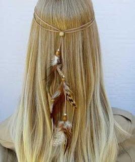 boho hairs