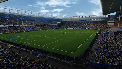 PES 2021 Stadium Goodison Park