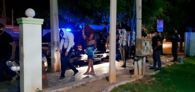 Polícia Civil prende seis suspeitos de aplicarem golpe na venda da casa própria em Mossoró, RN