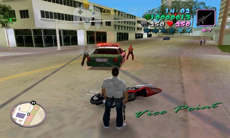 تحميل لعبة جاتا 8 GTA من ميديا فاير