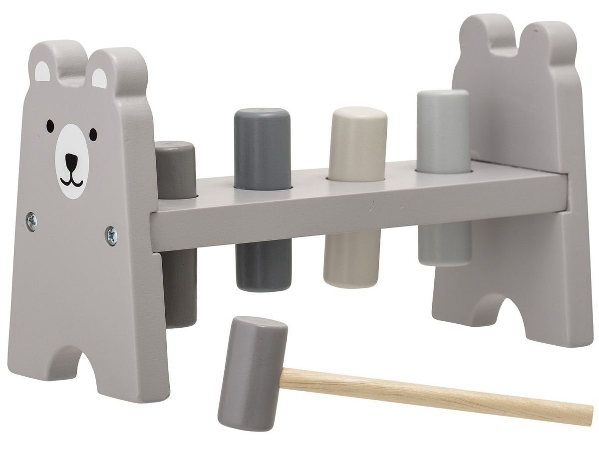 Zabawka edukacyjna z drewna
