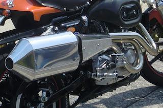 roku 883 sportster exhaust