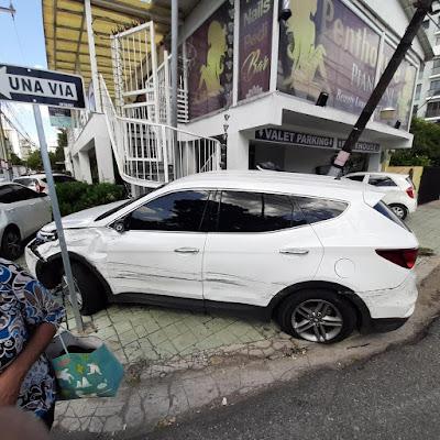 VIDEO: Así fue el tiroteo de la avenida Winston Churchill en la capital   @EntreJerez