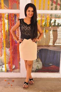 Actress Nikita Bisht Vajralukavaala Nayana Movie Opening  0116