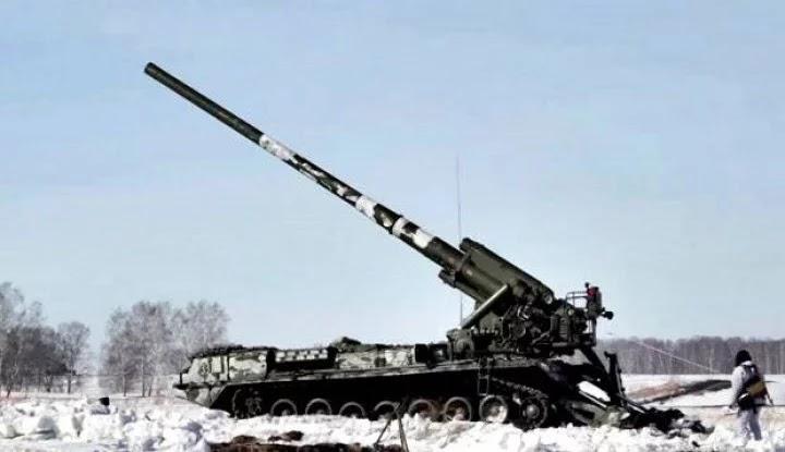 Rusia: Sebenarnya Kami Tak Ingin Lomba Senjata, Tapi Dipaksa Ya Mau Bagaimana