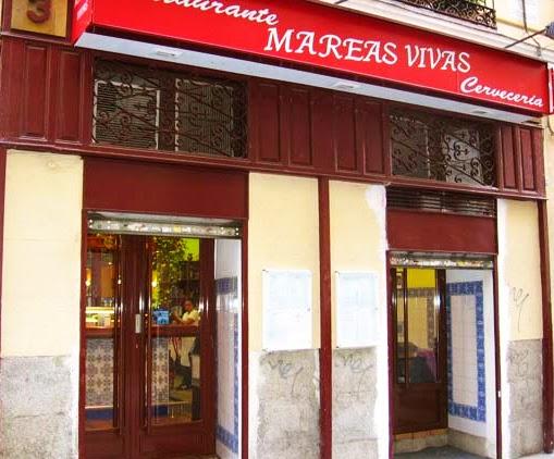 Restaurante Mareas Vivas