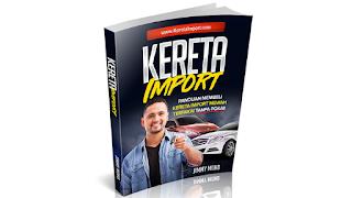 Panduan Membeli Kereta Import