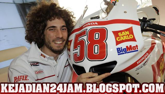Mengingat Aksi Marco Simoncelli Di MotoGP