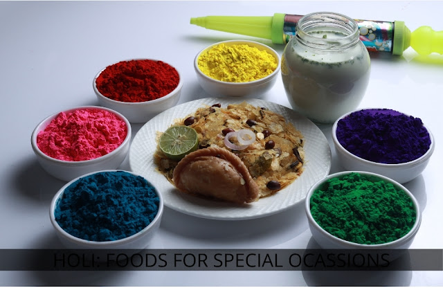 When is holi 2021, date, time & special & traditional holi foods