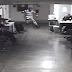 (Video) Detenido intenta huir de tribunal en Cincinnati