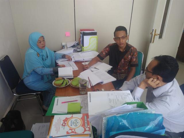 Jurusan PMI Lakukan Audit Internal untuk Persiapkan Akreditasi