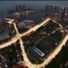 Menonton balap F1 juga bisa dilakukan di Singapore.