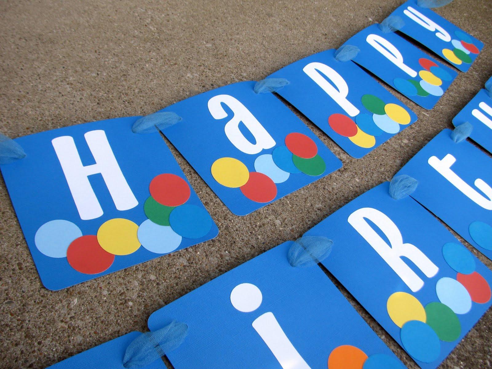 banana lala handmade banner bryson s 1st birthday