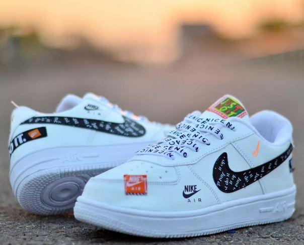 Ciri Khas Sepatu Nike Air Force
