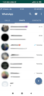Yo whatsapp themes