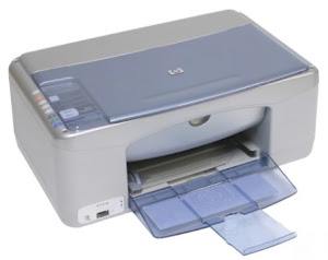 HP PSC 1200 All-in-One Pilote