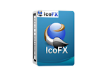 Original License IcoFX 2020 Site License Lifetime Activation