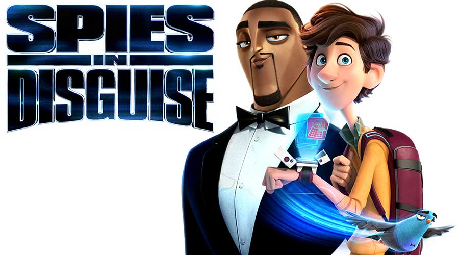 Spies in Disguise (2019) BluRay in Hindi Watch Download
