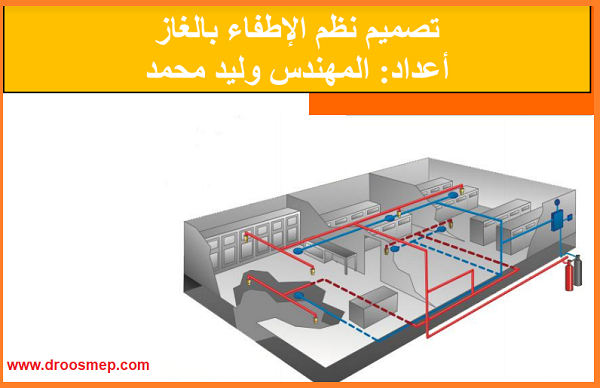 تحميل كورس الاطفاء بالغاز (مكافحة الحريق) - وليد محمد