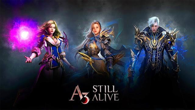 Game 'A3: Still Alive' Akan Segera Rilis Di indonesia!