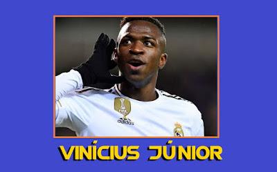 نبذه احترافيه عن افضل لاعب في البرازيل حاليآ اللاعب فينيسيوس جونير vinicius junior
