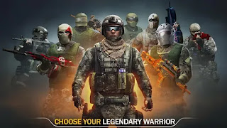 Code of War: Online Shooter Game Apk Download for Android