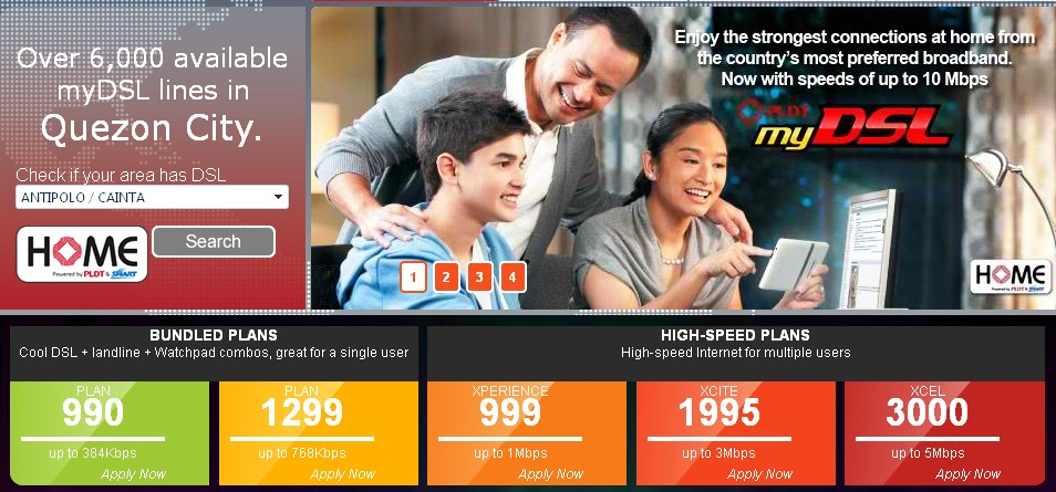 Pldy Mydsl Skyrockets To 10mbps Pinoy Metro Geek