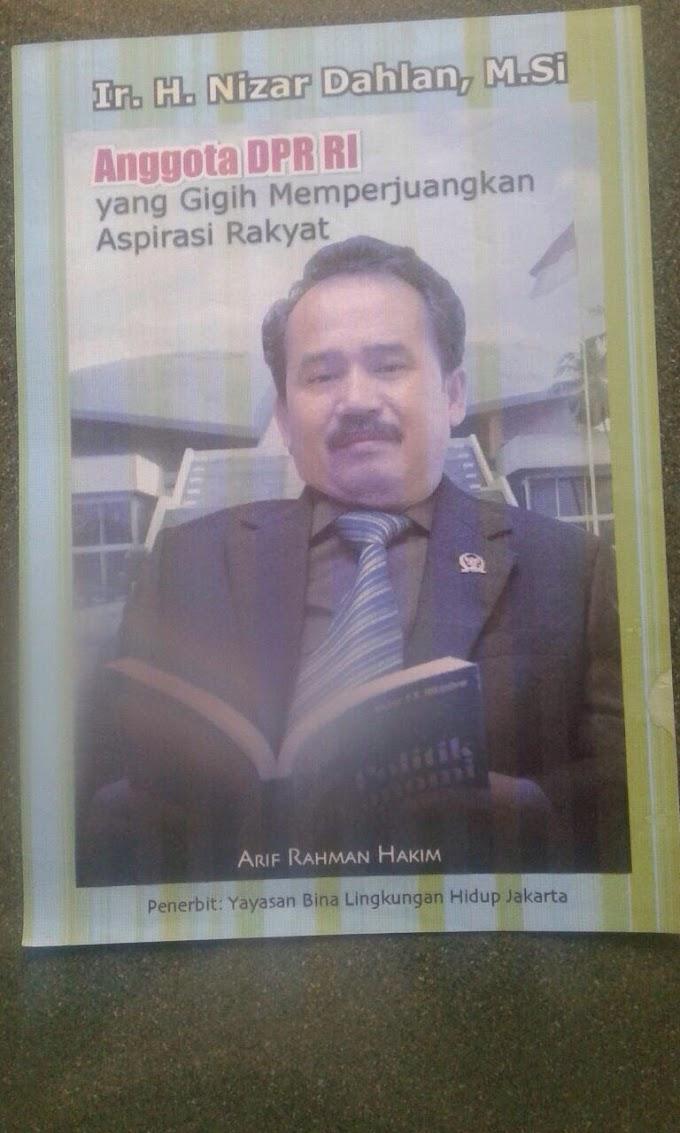 Dr. Ir. H. M Nizar Dahlan, M.Si. Pemberontak yang Cendikia