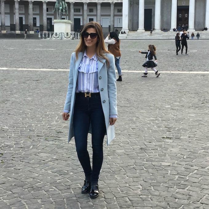 Bencivenga Grand Tour: Napoli,  piazza del Plebiscito