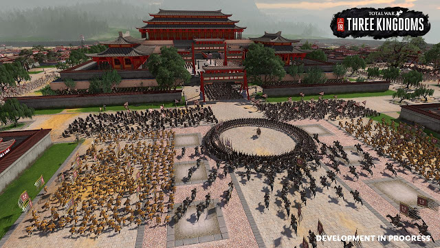 Cheat Trainer Game Total War: Three Kingdoms PC