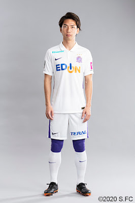 J1 League 2021 Sanfrecce Hiroshima Kits