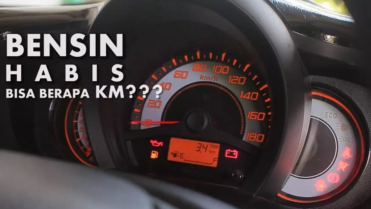 cara irit bensin mobil lcgc
