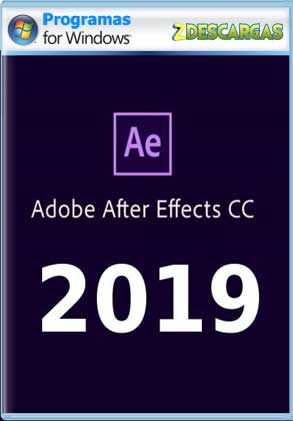 Descargar Adobe After Effects CC 2019 pre-activado full mega y google drive /