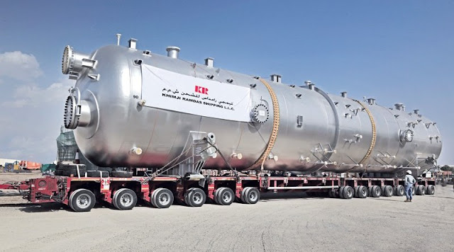 1,200MT Oman-manufactured process cargo shipped to Kuwait