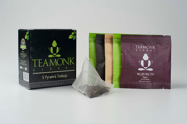 TeamonkGlobal Introduces New Variants of Green Tea with More Antioxidant Properties