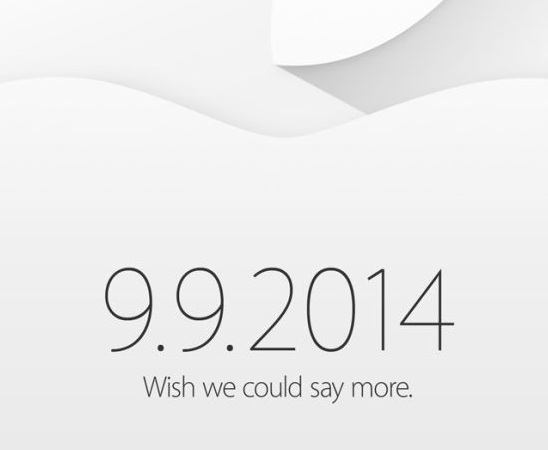Apple's Sept. 9, 2014 Event iPhone 6, iOS 8, iWatch, iPad Air 2 6G Release Expected