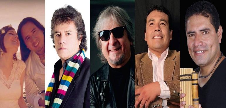 Ministerio de cultura presenta Gala Folclórica sinfónica con grandes artistas internacionales