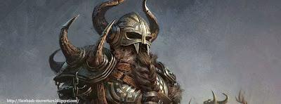 Belle image de couverture facebook viking