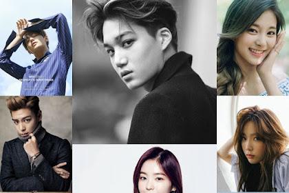 Beberapa Artis K-Pop Ini Masuk Nominasi 100 Most Beautiful/Handsome Faces of 2017