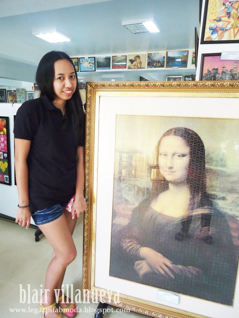 The Queen of Jigsaw Puzzles and her Gigantic Collections