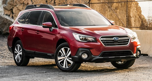 Subaru car review