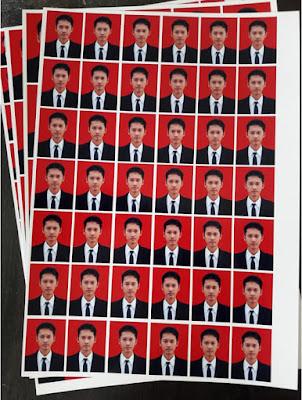 Cetak Print Pas Foto 3x4 Buka 24 Jam Jakarta