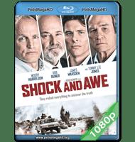 SHOCK AND AWE (2017) 1080P HD MKV ESPAÑOL LATINO