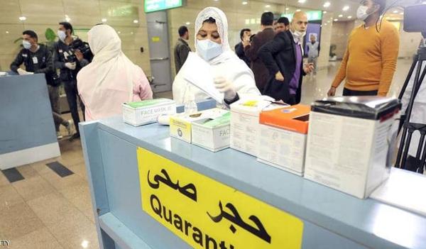 وضع أزيد من 900 شخص في العزل الصحي بالجزائر