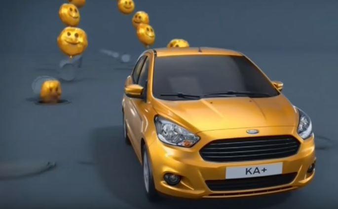 Canzone Ford Ka Scritte e palloncini arancioni Pubblicità | Musica spot Ottobre 2016